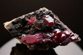 Classic Cuprite Crystal Cluster Cornwall,  England - Ex.  Belsky