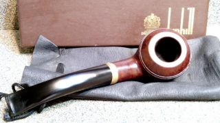 Dunhill - Classic Series - Bruyere 554 Rhodesian - Smoking Estate Pipe/pfeife