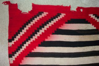 NAVAJO SECOND PHASE/THIRD PHASE CHIEF ' S BLANKET 4