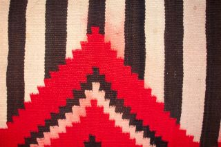 NAVAJO SECOND PHASE/THIRD PHASE CHIEF ' S BLANKET 5