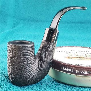 "Family Era Patent Pre Ww2 Sasieni Four Dot "" Oom Paul "" English Estate Pipe"