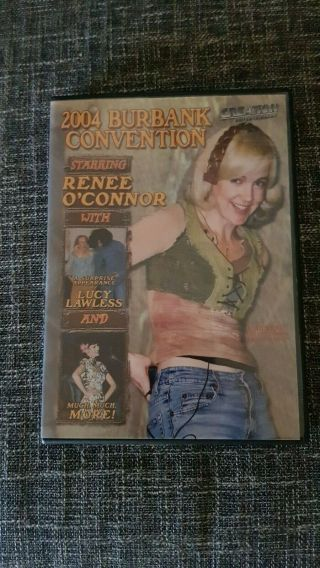 Xena - Lucy Lawless & Renee O