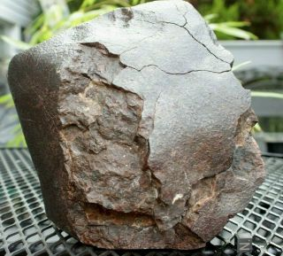 NWA Unclassified Meteorite 7408 gram large individual with characteristics 5