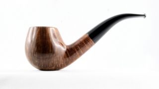 Estate Pipe Pfeife Pipa - Freehand Made By Former - Apple Bent