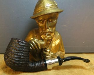 Top Stanwell Pipe Of The Year 2009 Design Tom Eltang Ring Grain 9 Mm Filter