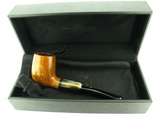 Dunhill Root 3103 Horn Insert Pipe 2011