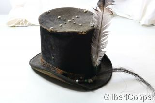 Sioux Beaded Top Hat - 19th Century