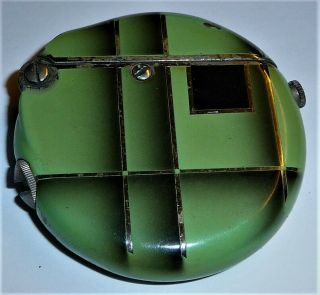 Stunning Period Thorens Art Deco Enamel Automatic Lighter V