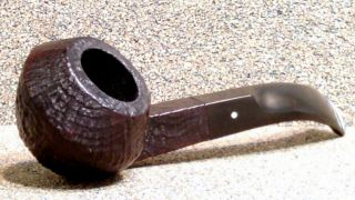 Dunhill - Shell Briar 42081 Rhodesian - Smoking Estate Pipe / Pfeife