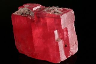 EXTRAORDINARY Rhodochrosite Crystal with Quartz SWEET HOME MINE,  COLORADO 10