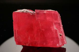 EXTRAORDINARY Rhodochrosite Crystal with Quartz SWEET HOME MINE,  COLORADO 12