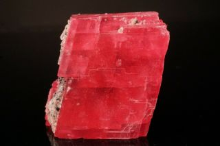 EXTRAORDINARY Rhodochrosite Crystal with Quartz SWEET HOME MINE,  COLORADO 8