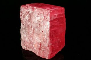 EXTRAORDINARY Rhodochrosite Crystal with Quartz SWEET HOME MINE,  COLORADO 9