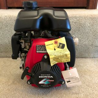 Proline Hp100 Pump With 4 - Stroke Honda Gxh50 Engine - Only Once