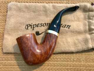 Peterson's Supreme,  Xl 339,  Awesome Straight Grain And Birdseye