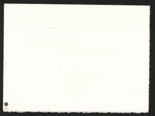 TOKO SHINODA Japanese Lithograph Print With Hand Applied Color BLESSING 3