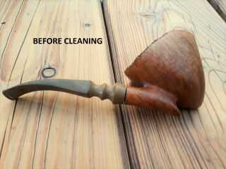S BANG Copenhagen pipe Handmade in Denmark,  no filter 11
