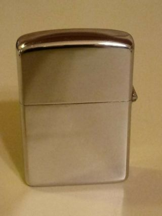 1950 - 57 ZIPPO PAT.  PEND/2517191 TOWN AND COUNTRY BEECHCRAFT 18 AD LIGHTER 6