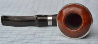TOP STANWELL YEAR PIPE 1993 SILVER DESIGN BY SIXTEN IVARSSON 9 mm Filter 5