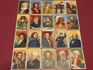 Heroes Of History 2 Series Compete 100 Card Combined Set Royal Bengals