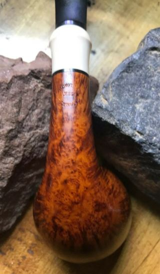 jess chonowitsch pipe,  hand made denmark 7