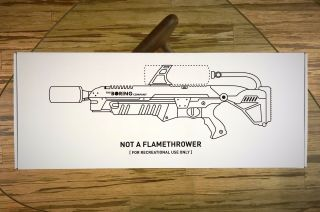The Boring Company Not - A - Flamethrower.