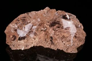 Gem Pink Morganite Beryl Crystal URUCUM MINE,  BRAZIL 11