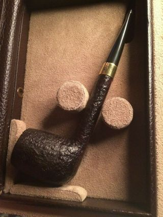 Dunhill Christmas Pipe 1991 - Limited Edition No.  34 Of 350