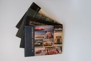 Automobile Quarterly - Entire Set From Volume One In 1962 To Final Issue In 2012