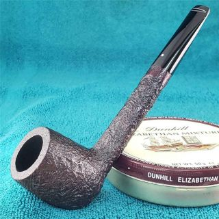Awesome 1985 Dunhill Shell Briar Big Thick Group 6 Canadian English Estate Pipe