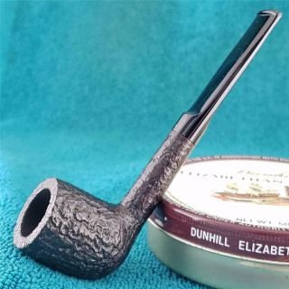 Pre Transition Barling Fossil Classic Billiard English Estate Pipe
