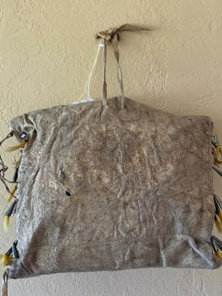 Native American Blackfeet Teepee Bag 4