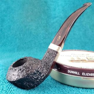 Unsmoked Ferndown Bark 2 Star Premier 3/4 Bent Bulldog English Estate Pipe
