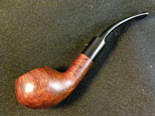Dunhill - Dr Two Flame Amber Flame Pipe -