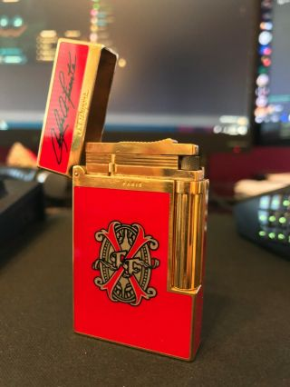 S.  T.  Dupont Opux X 2004 Limited Edition Line 2 Lighter 632/650