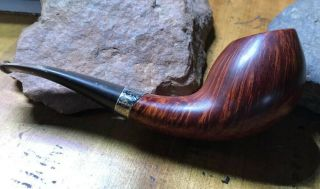 S Bang pipe,  handmade in denmark,  2003 2