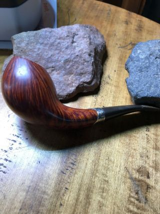 S Bang pipe,  handmade in denmark,  2003 3