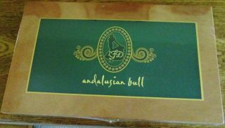 Lfd Andalusian Bull,  10 Bands -