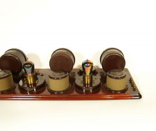 1923 Atwater Kent Model 10 Breadboard Radio In Factory Crate All 10