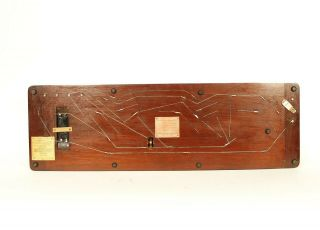 1923 Atwater Kent Model 10 Breadboard Radio In Factory Crate All 12