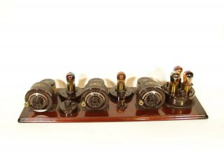 1923 Atwater Kent Model 10 Breadboard Radio In Factory Crate All 4