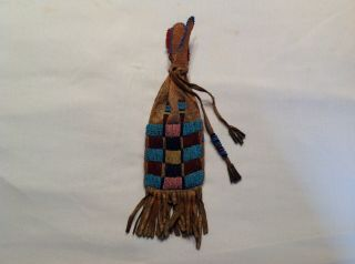 Early Southern Plains Paint Bag