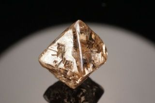 Classic Old Diamond Crystal Kimberley Mine,  South Africa