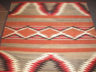 Navajo Chiefs blanket.  Late19th / Early 20th century near,  Special colors 10