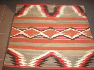 Navajo Chiefs blanket.  Late19th / Early 20th century near,  Special colors 2