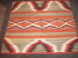 Navajo Chiefs blanket.  Late19th / Early 20th century near,  Special colors 6
