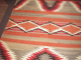 Navajo Chiefs blanket.  Late19th / Early 20th century near,  Special colors 7