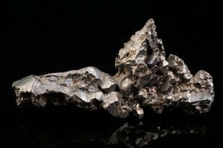 Classic Acanthite Crystal Cluster Freiberg,  Germany - Ex.  Robertson