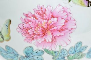 A Very Fine Chinese Famille Rose Porcelain Moonflask Vase 5