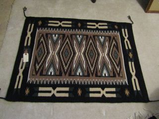 Native American Rug,  Navajo